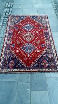 Kashgai Limited nr 1099236 str 267 x 172 cm før kr 13.800 nå kr 11.800